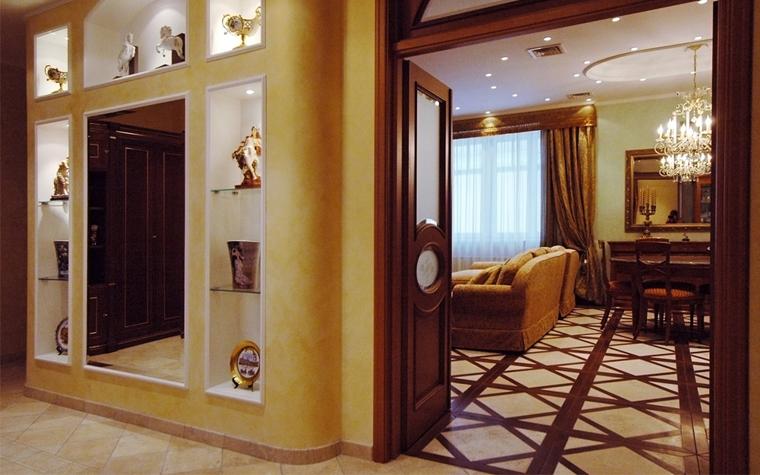 Фото № 8516 холл  Квартира