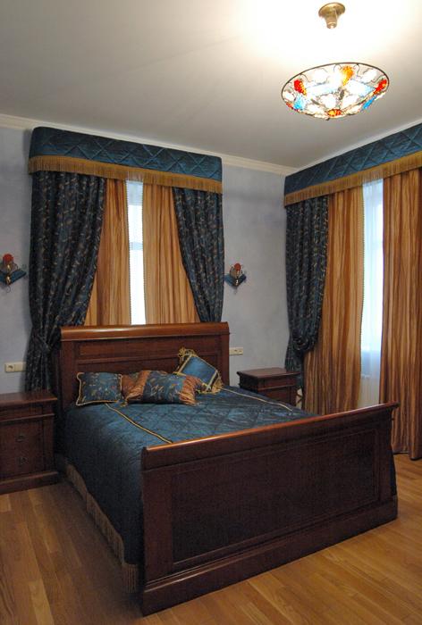 Фото № 8498 спальня  Квартира