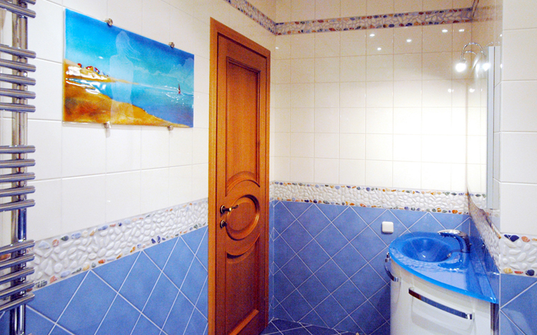 Фото № 8505 ванная  Квартира