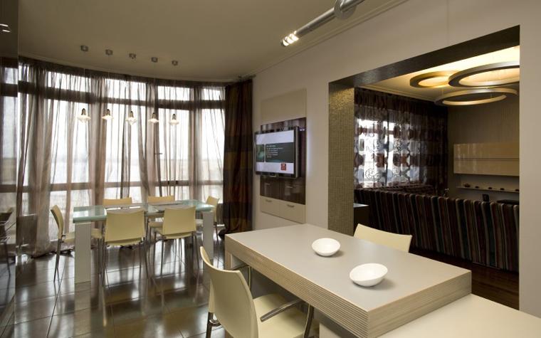 интерьер кухни - фото № 8528