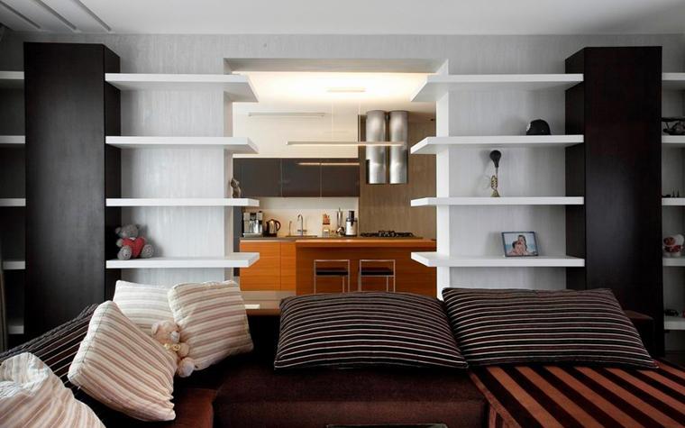 гостиная - фото № 8530