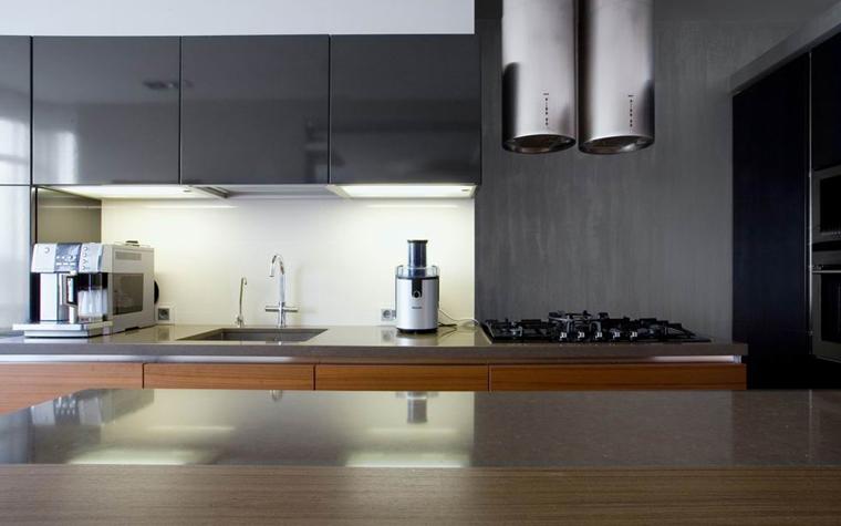 Квартира. кухня из проекта , фото №8537