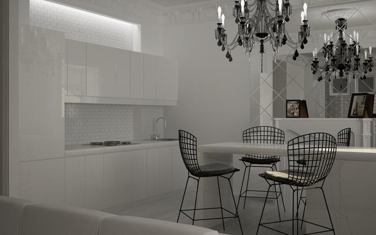 интерьер кухни - фото № 8568