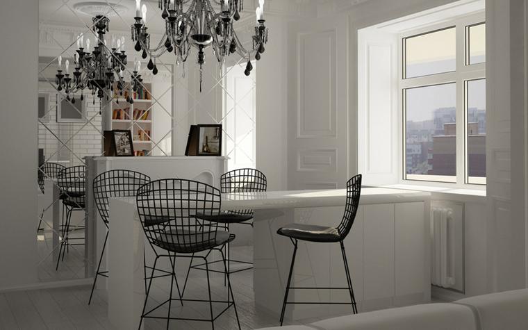 интерьер кухни - фото № 8569