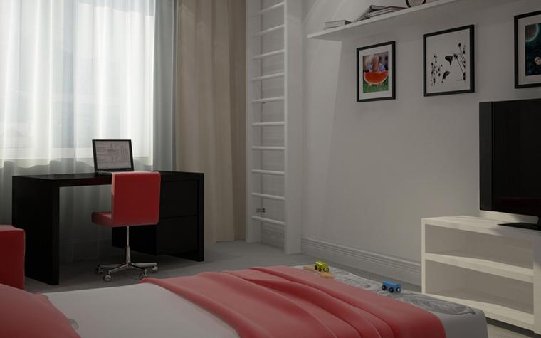 спальня - фото № 8564