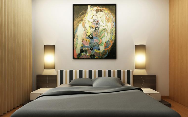 Фото № 8571 спальня  Квартира