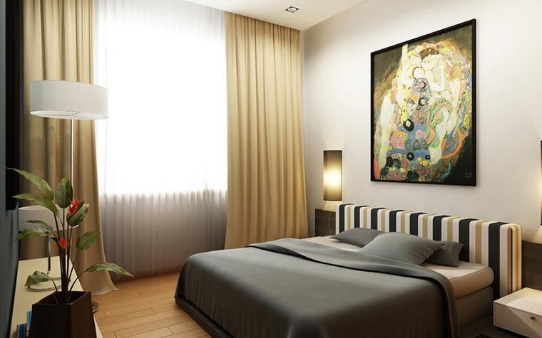 Фото № 8573 спальня  Квартира