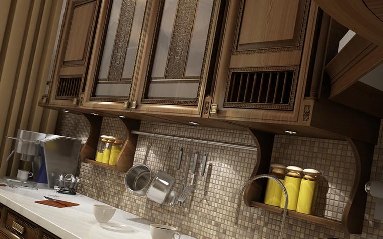 интерьер кухни - фото № 8588