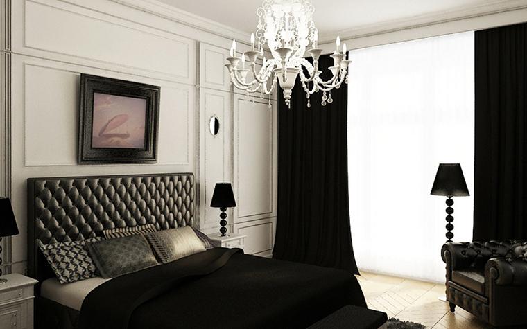 спальня - фото № 8607