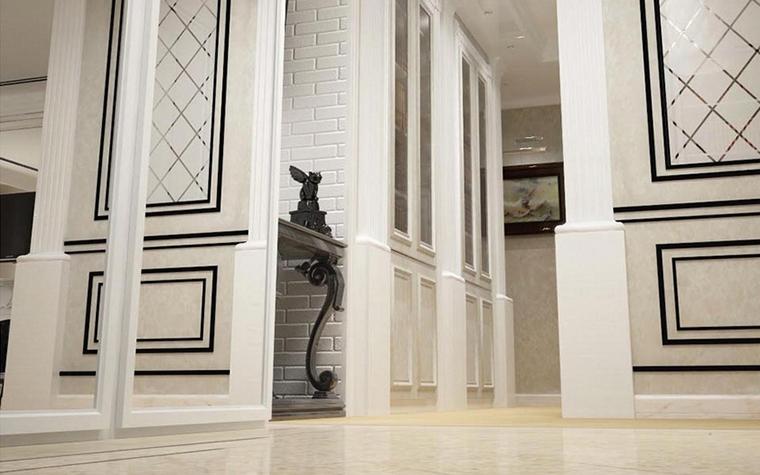 Квартира. холл из проекта , фото №8605