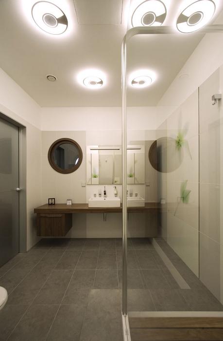 Квартира. ванная из проекта , фото №8649