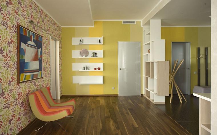 Квартира. холл из проекта , фото №8651