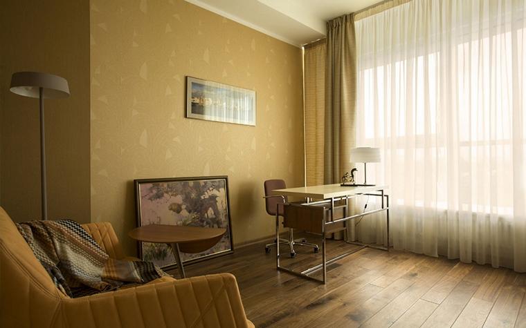 Квартира. кабинет из проекта , фото №8650