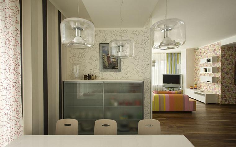 Квартира. кухня из проекта , фото №8646