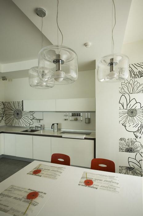 Квартира. кухня из проекта , фото №8647