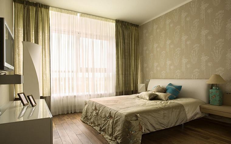 Фото № 8648 спальня  Квартира