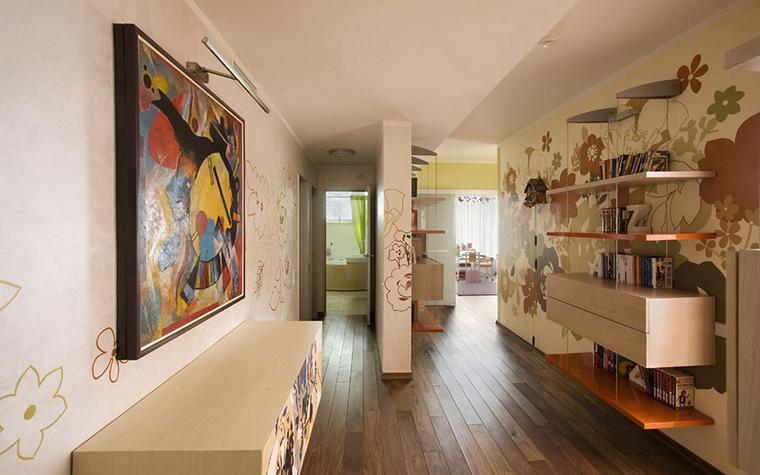 Квартира. холл из проекта , фото №8652