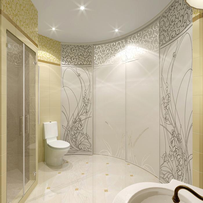 Фото № 8660 ванная  Квартира