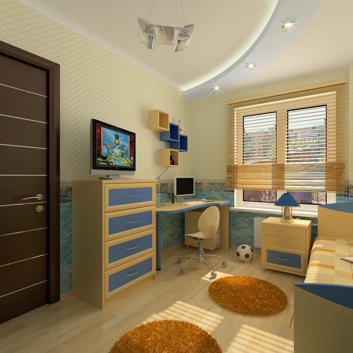Фото № 8666 детская  Квартира