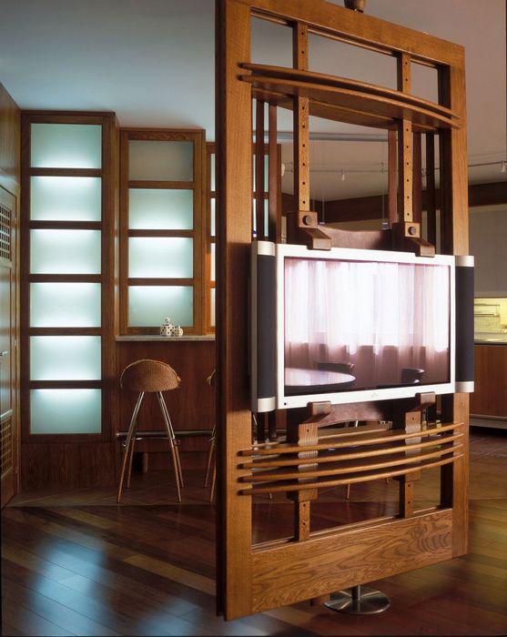 Квартира. гостиная из проекта , фото №8711