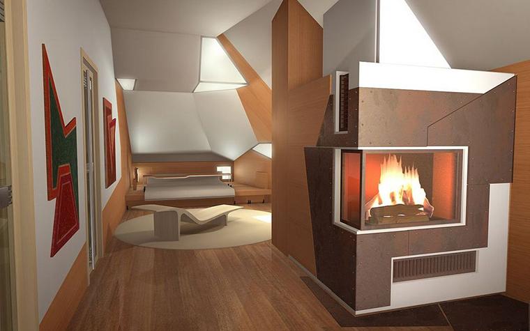 Фото № 8715 спальня  Квартира