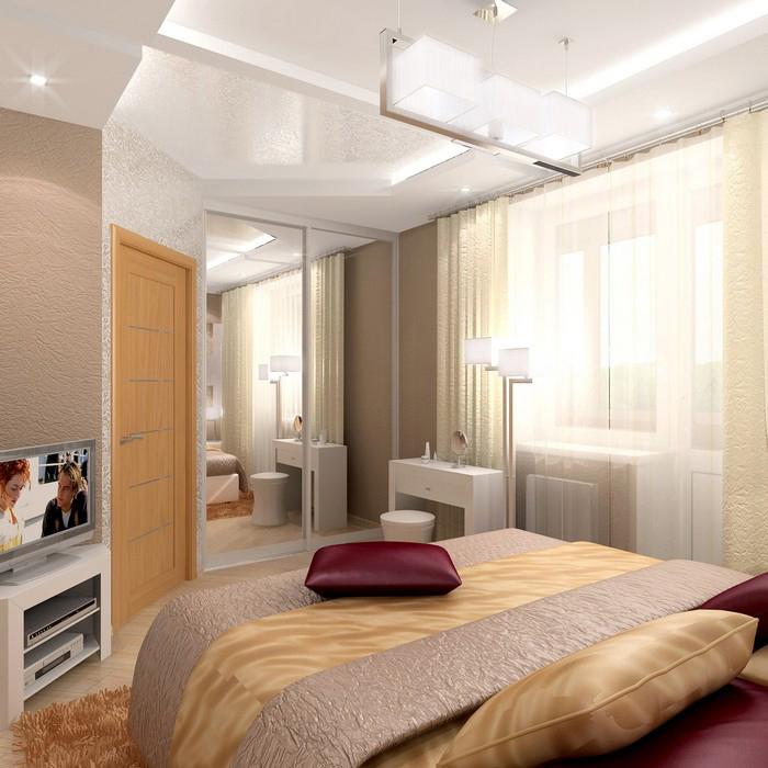 спальня - фото № 8767