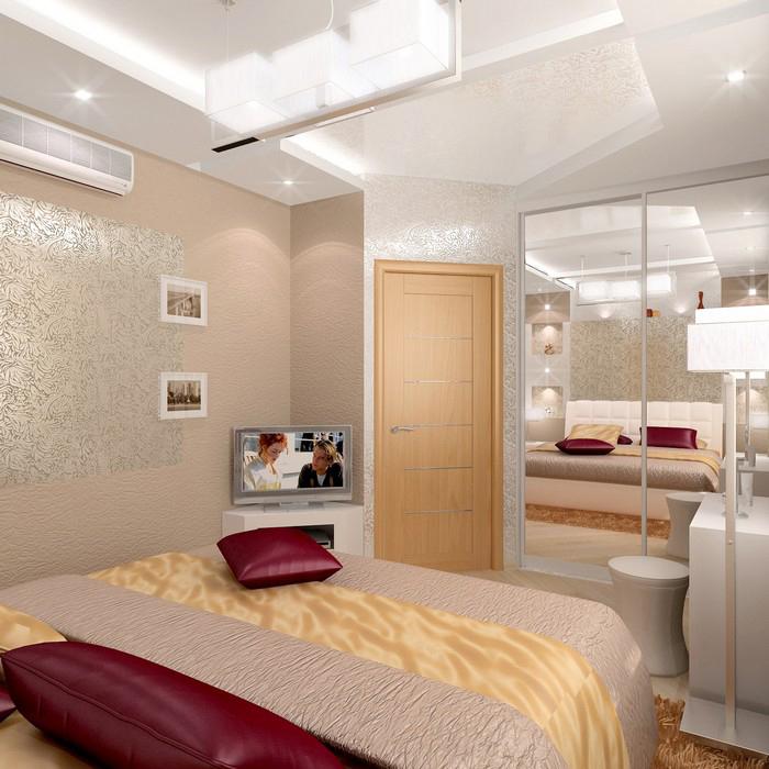 спальня - фото № 8769