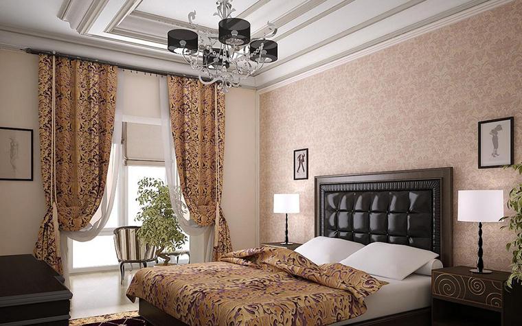 Фото № 8880 спальня  Квартира