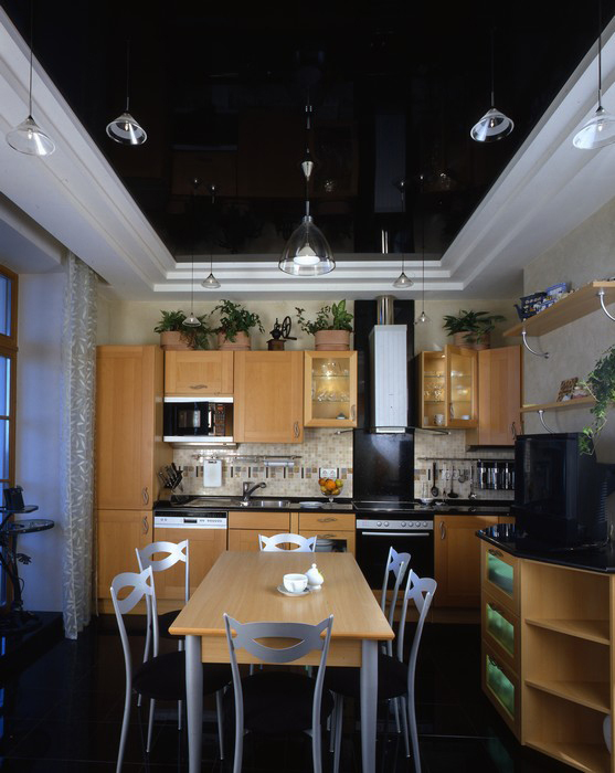 интерьер кухни - фото № 8895