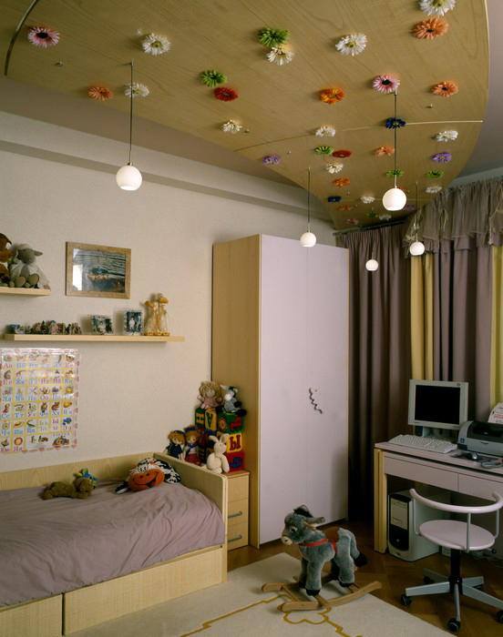 Квартира. детская из проекта , фото №8888