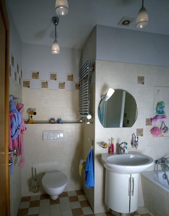 интерьер ванной - фото № 8894