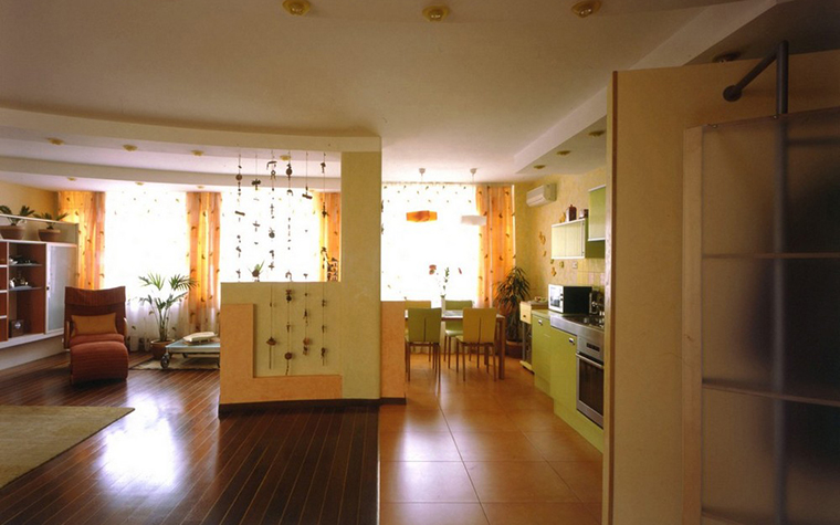 гостиная - фото № 8902