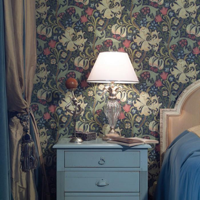 Фото № 8939 спальня  Квартира