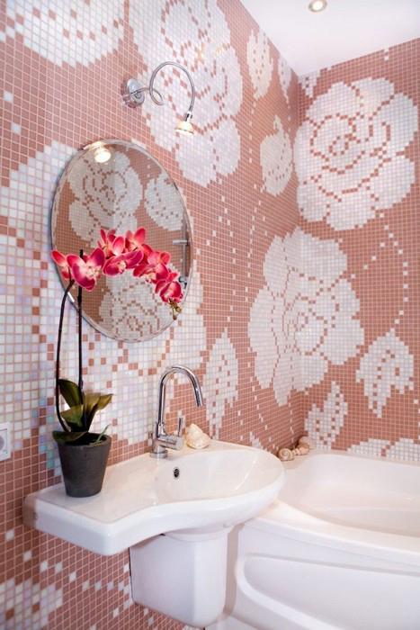Квартира. ванная из проекта , фото №8949