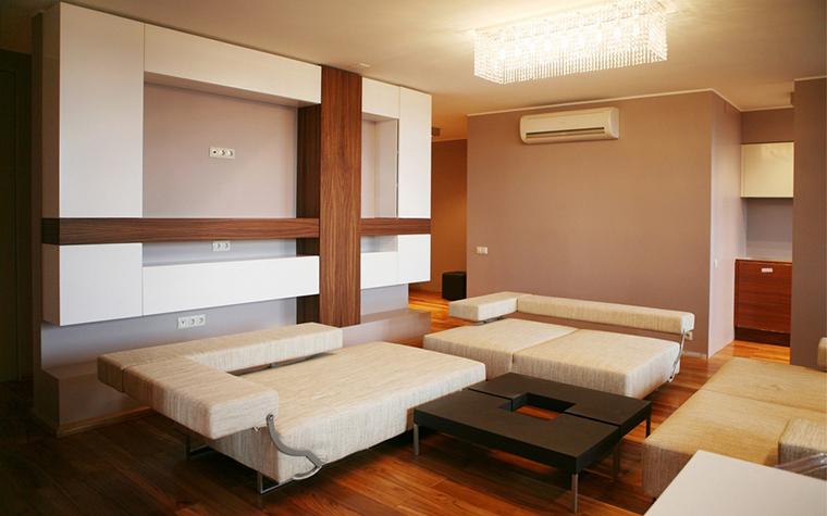 Квартира. гостиная из проекта , фото №9071