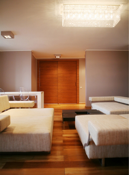 Квартира. гостиная из проекта , фото №9072