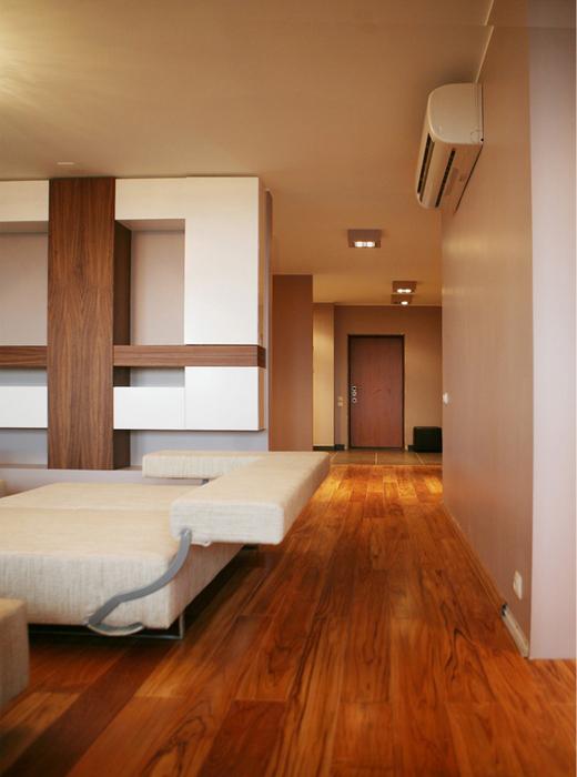 Квартира. гостиная из проекта , фото №9073