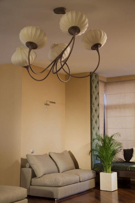 Квартира. гостиная из проекта , фото №9146