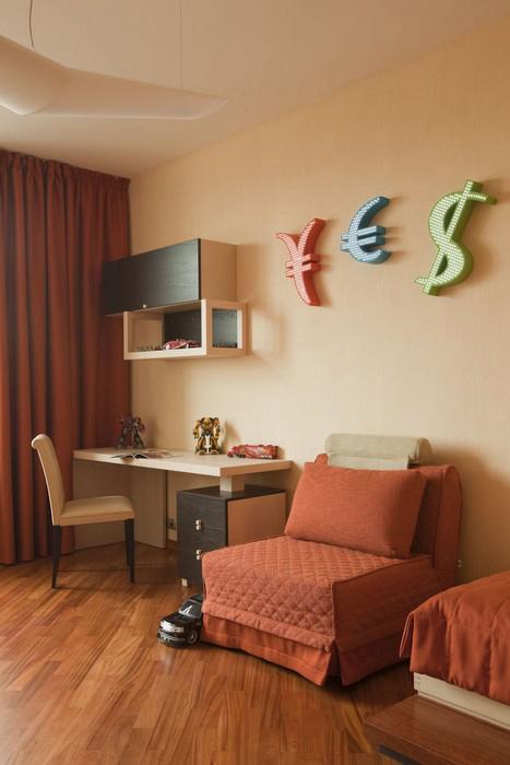Фото № 9147 детская  Квартира