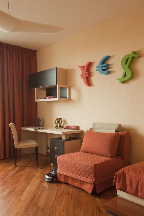 Квартира. детская из проекта , фото №9148