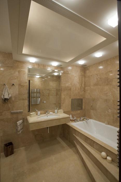 Квартира. ванная из проекта , фото №9153