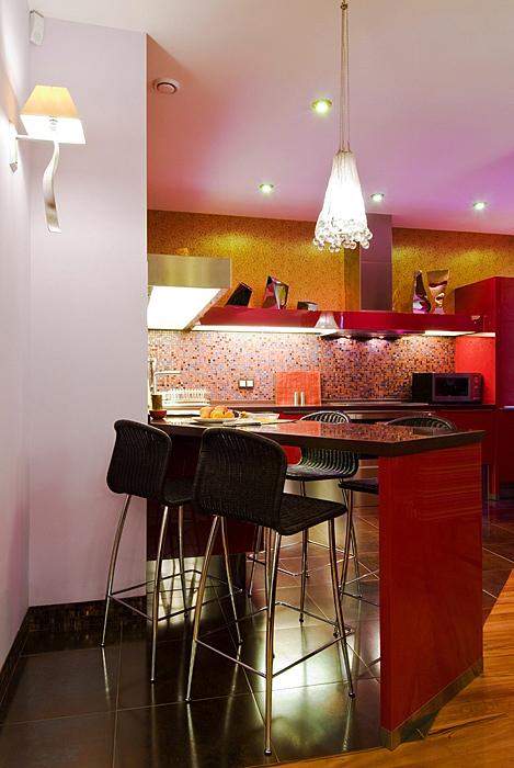 Квартира. кухня из проекта , фото №9170