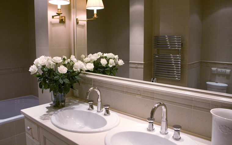 ванная - фото № 9198
