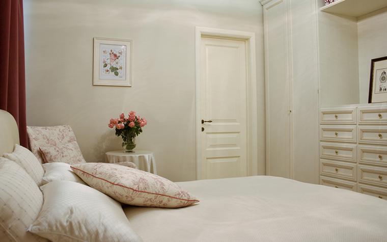 интерьер спальни - фото № 9191
