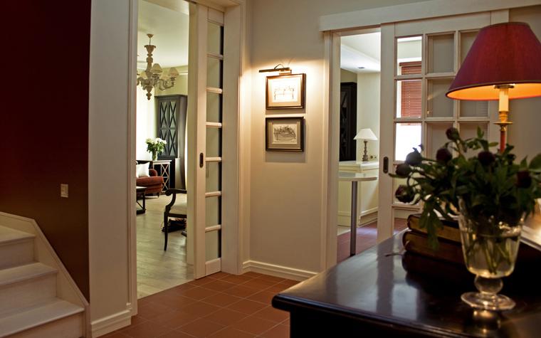 Фото № 9190 холл  Квартира