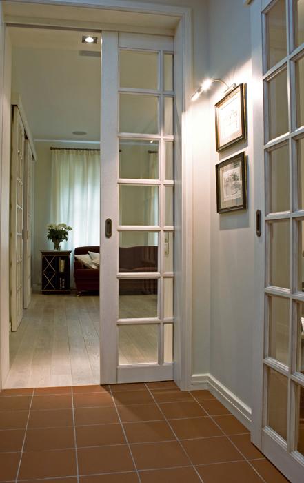 Фото № 9194 холл  Квартира