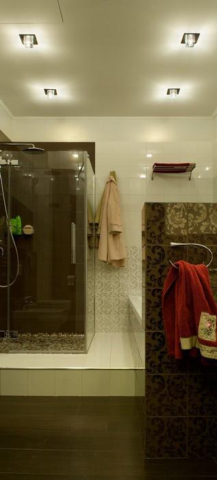 Квартира. ванная из проекта , фото №9206