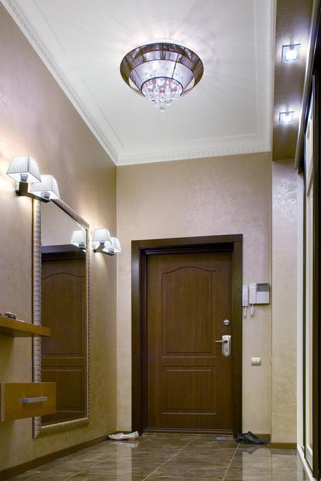 Квартира. холл из проекта , фото №9208