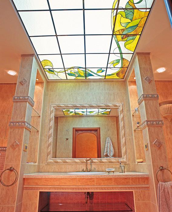 Квартира. ванная из проекта , фото №9235