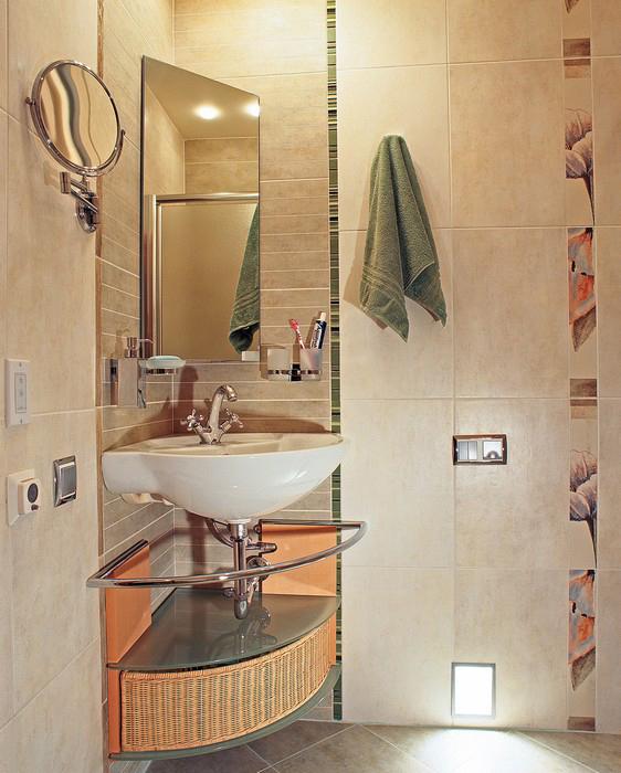 Квартира. санузел из проекта , фото №9239